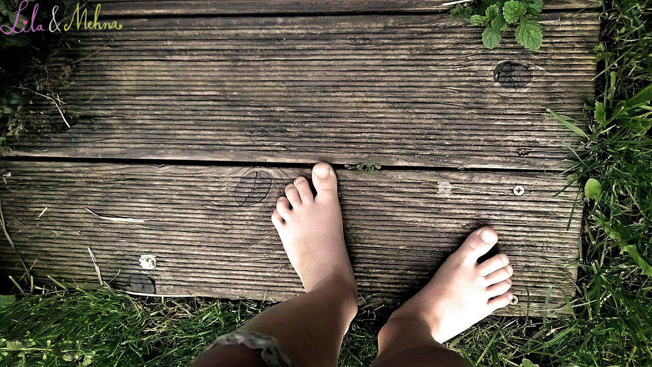 Was laufen mit selbstgemachten Barfußschuhen mit Achtsamkeit zu tun hat